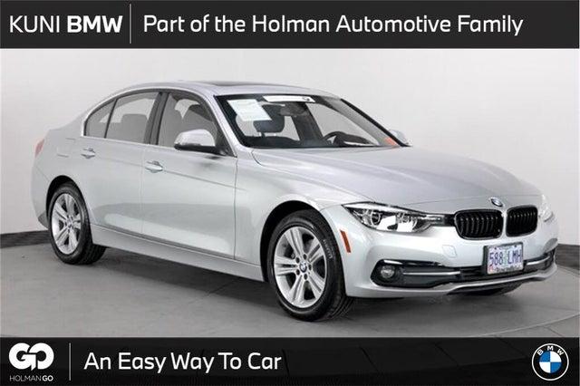 2018 BMW 3 Series 328d xDrive Sedan AWD