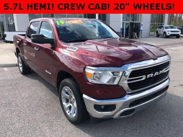 2019 RAM 1500 Big Horn Crew Cab 4WD