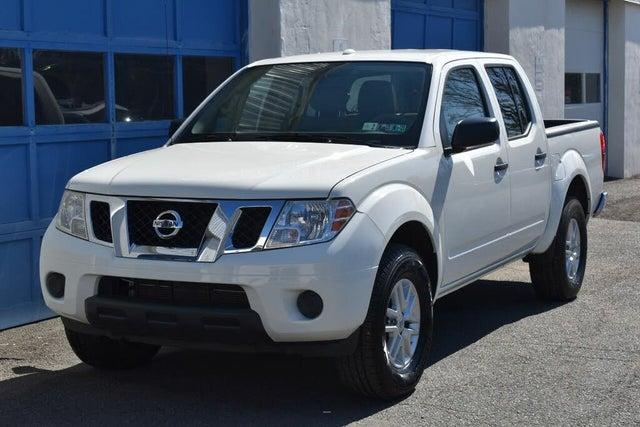 2014 Nissan Frontier SV Crew Cab 4WD