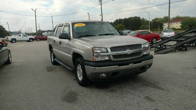 2005 Chevrolet Avalanche 1500 LT 4WD