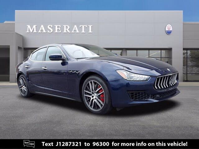 2018 Maserati Ghibli S Q4 3.0L AWD