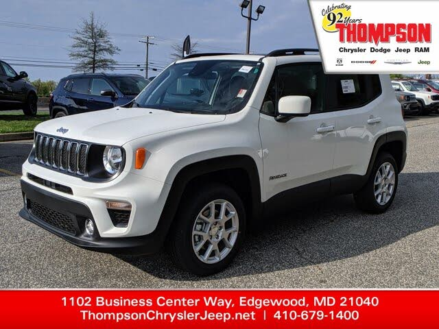 2021 Jeep Renegade Latitude 4WD
