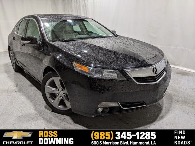 2013 Acura TL FWD with Advance Package