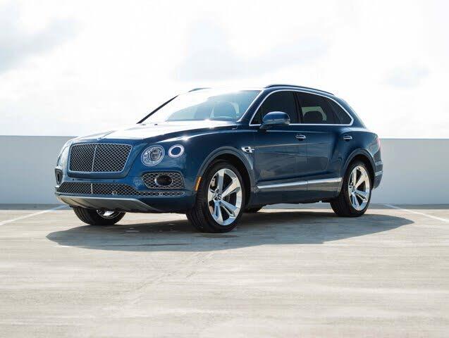 2018 Bentley Bentayga W12 Mulliner AWD