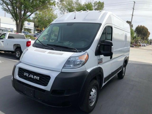 2019 RAM ProMaster 2500 136 High Roof Cargo Van FWD