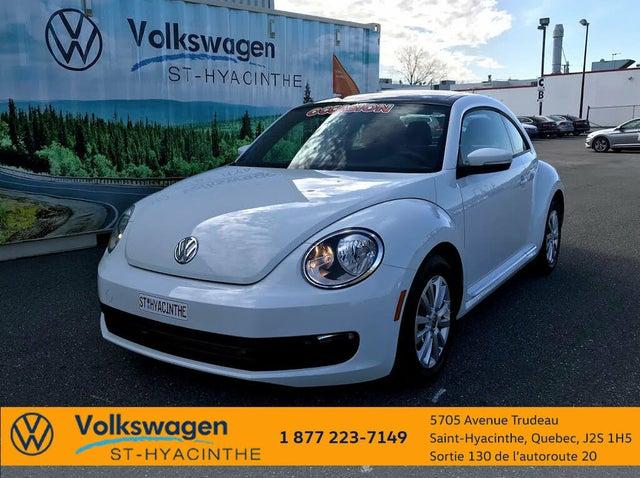2015 Volkswagen Beetle Comfortline