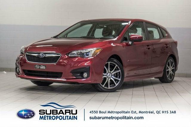 2018 Subaru Impreza Sport Wagon AWD