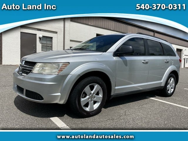 2011 Dodge Journey Express FWD
