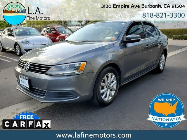 2014 Volkswagen Jetta SE with Connectivity and Sunroof
