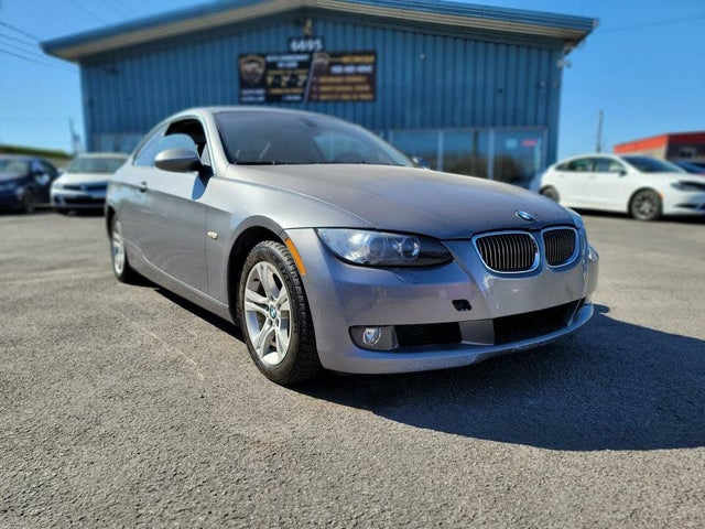 2007 BMW 3 Series 328xi Coupe AWD