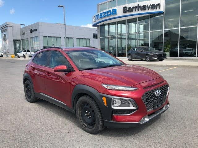 2018 Hyundai Kona Ultimate AWD