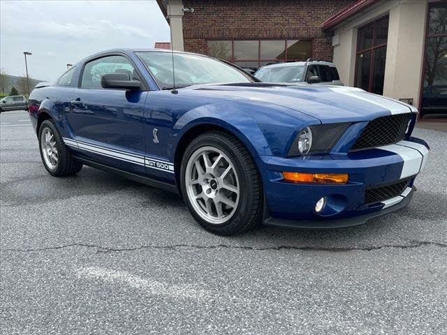 2008 Ford Mustang Shelby GT500 Coupe RWD