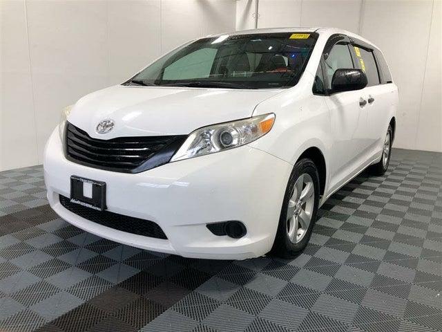 2013 Toyota Sienna 7-Passenger