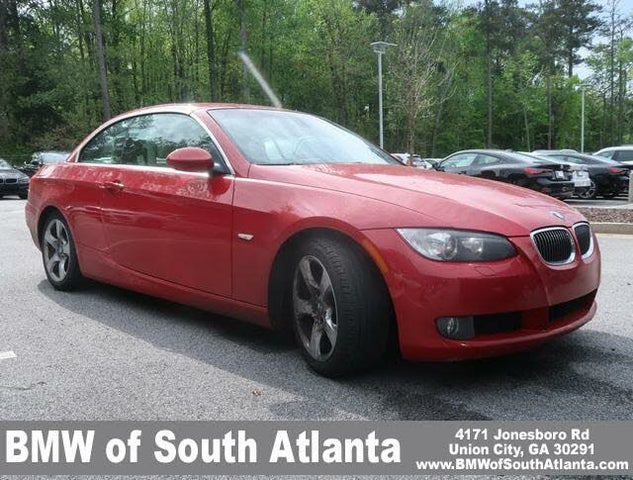 2009 BMW 3 Series 328i Convertible RWD