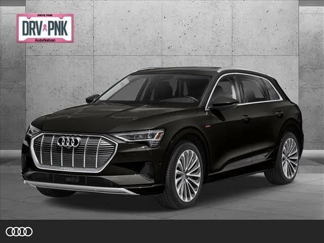 2021 Audi e-tron Premium Plus quattro SUV AWD