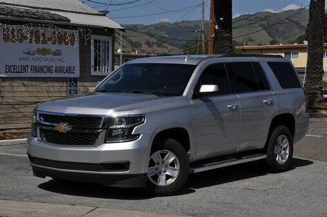 2016 Chevrolet Tahoe LT RWD