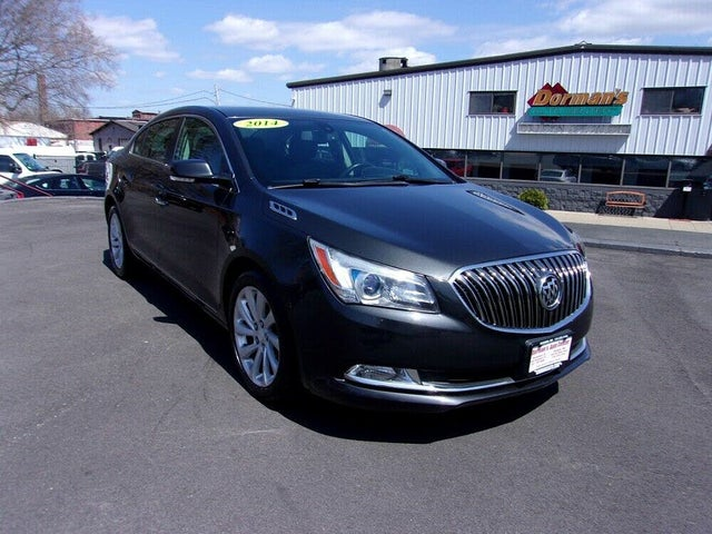 2012 Buick LaCrosse Touring FWD