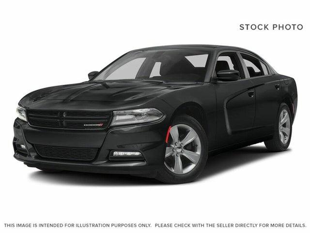 2017 Dodge Charger SXT AWD