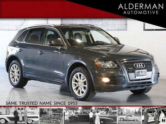 2011 Audi Q5 2.0T quattro Premium AWD