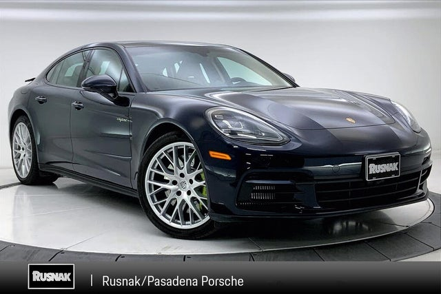 2018 Porsche Panamera E-Hybrid 4 AWD