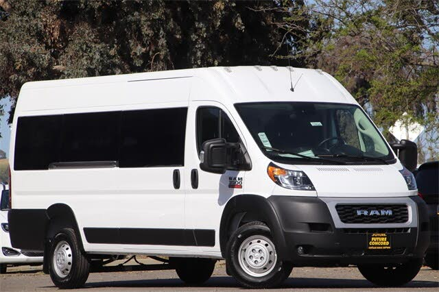 2021 RAM ProMaster 3500 159 High Roof Extended Cargo Van FWD with Window