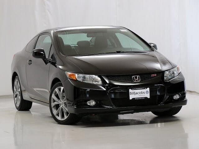 2012 Honda Civic Coupe Si
