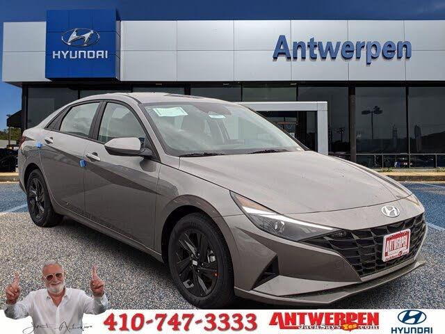2021 Hyundai Elantra SEL FWD