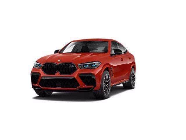 2021 BMW X6 M AWD