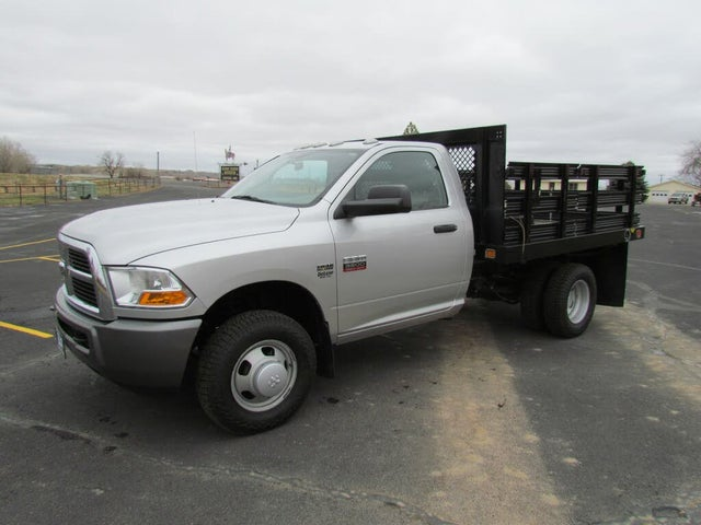 2011 RAM 3500 Chassis