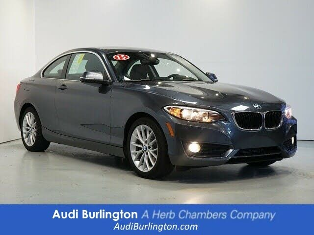 2015 BMW 2 Series 228i xDrive Coupe AWD