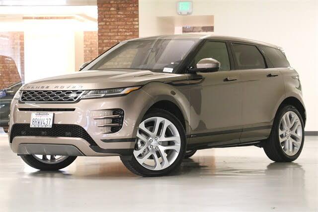 2020 Land Rover Range Rover Evoque P300 R-Dynamic SE AWD