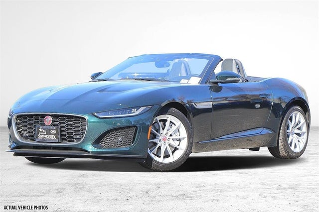 2021 Jaguar F-TYPE P300 Convertible RWD