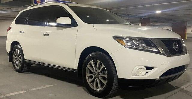 2015 Nissan Pathfinder S 4WD
