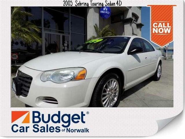 2005 Chrysler Sebring Touring Sedan FWD