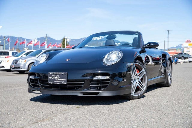 2008 Porsche 911 Turbo Convertible AWD