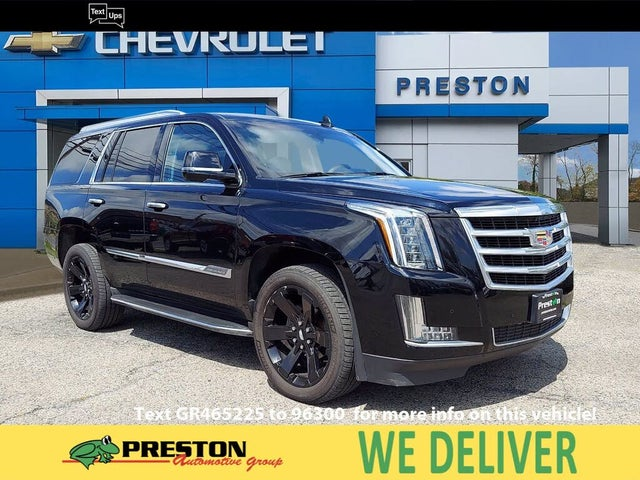 2016 Cadillac Escalade Luxury 4WD