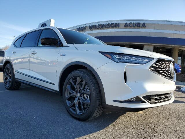 2022 Acura MDX SH-AWD with A-SPEC Package