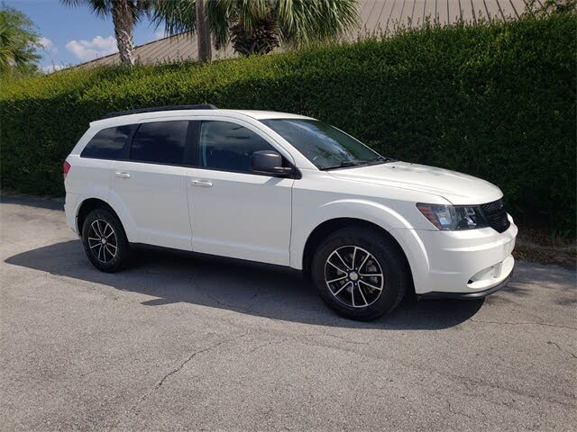 2017 Dodge Journey SE FWD