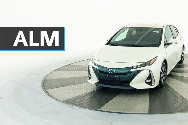 2017 Toyota Prius Prime Advanced