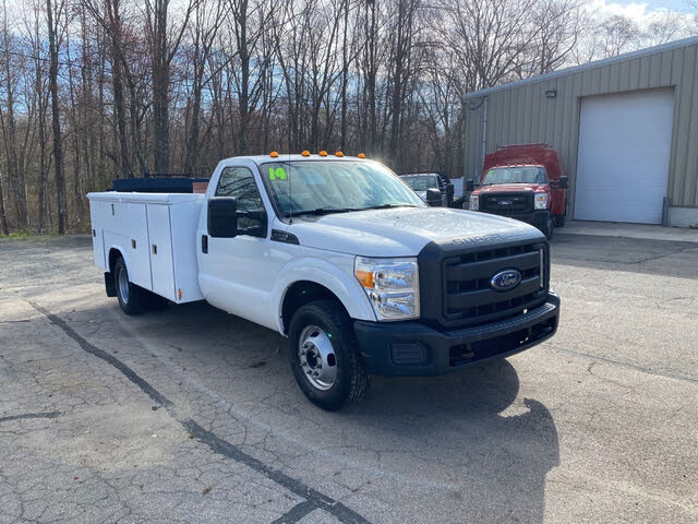 2014 Ford F-350 Super Duty Chassis
