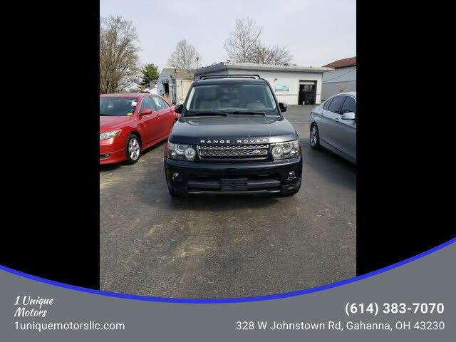 2012 Land Rover Range Rover Sport SC