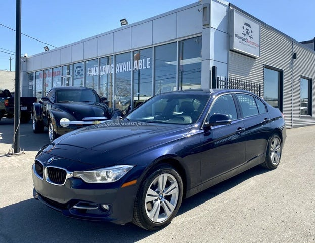 2014 BMW 3 Series 328i xDrive Sedan AWD
