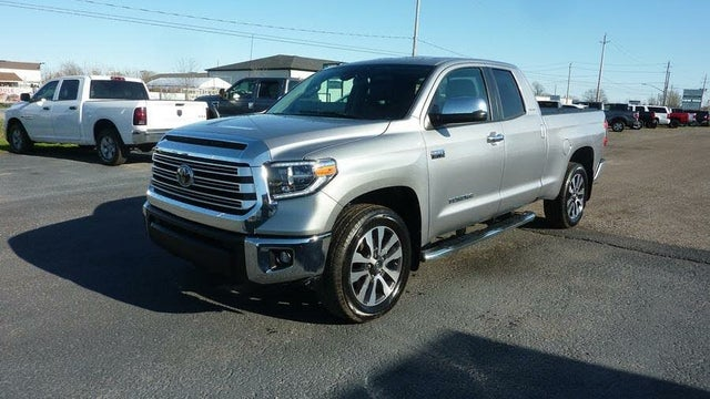 2019 Toyota Tundra Limited Double Cab 5.7L 4WD