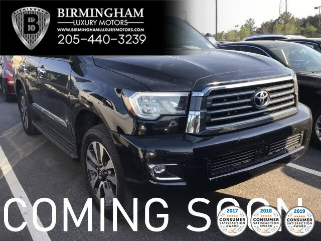 2019 Toyota Sequoia Limited RWD