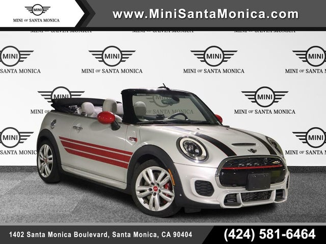 2018 MINI Cooper John Cooper Works Convertible FWD