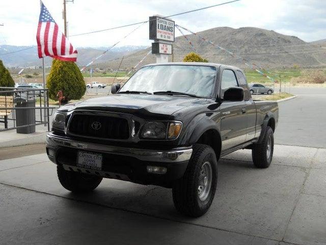 2003 Toyota Tacoma V6 4WD Extended Cab LB
