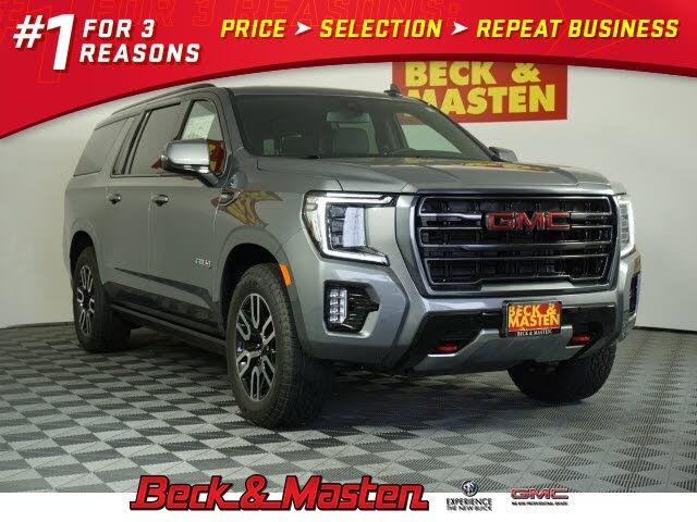 2021 GMC Yukon XL AT4 4WD