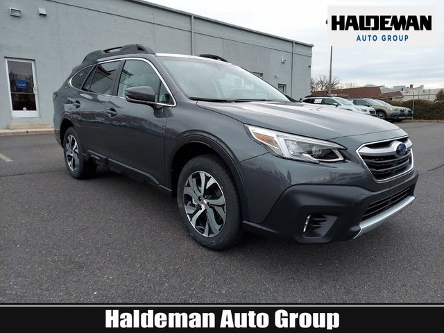 2021 Subaru Outback Limited XT Crossover AWD