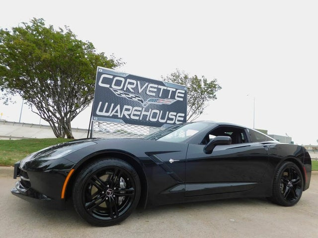 2017 Chevrolet Corvette Stingray 1LT Coupe RWD