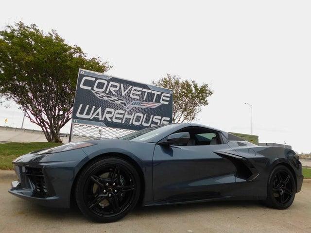 2021 Chevrolet Corvette Stingray 2LT Convertible RWD